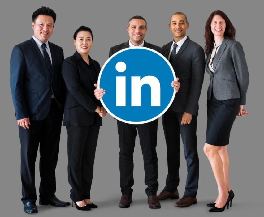 Reclutamiento de personal de una empresa por LinkedIn